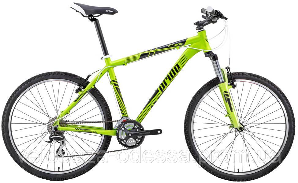 """Велосипед 26"""" Pride XC-300 рама - 21"""" зелен. 2013"""