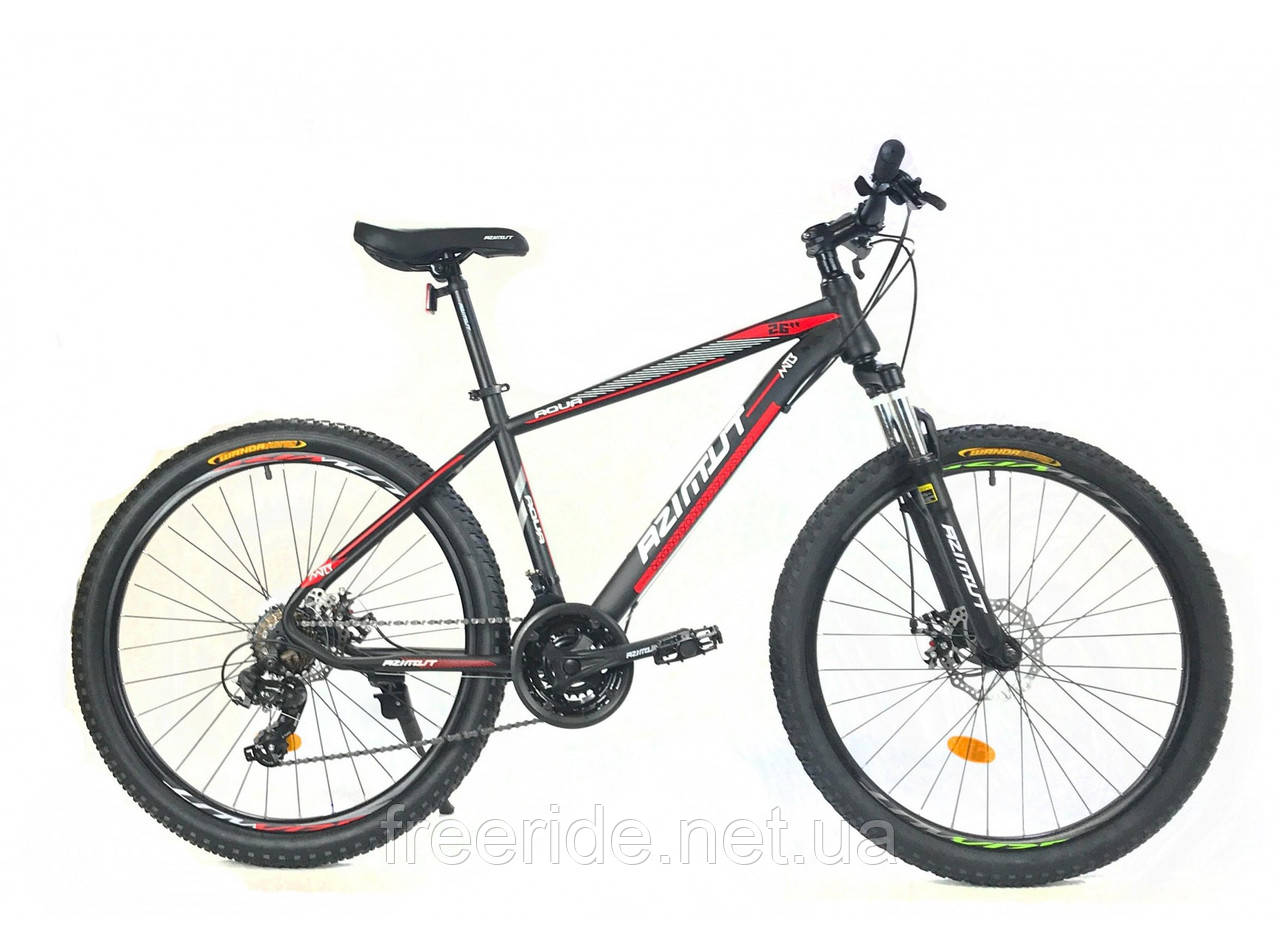 Горный Велосипед Azimut Aqua 26 D (17)