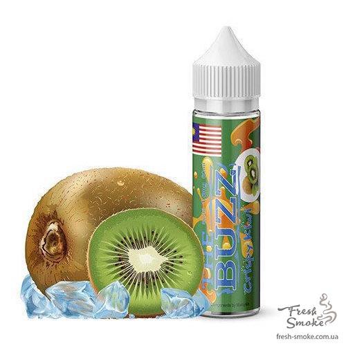 Жидкость для Электронных Сигарет The Buzz Crispy kiwi, 1.5 мг