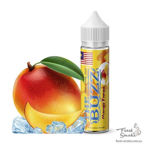 Жидкость для Электронных Сигарет The Buzz Mango Pango, 0 мг
