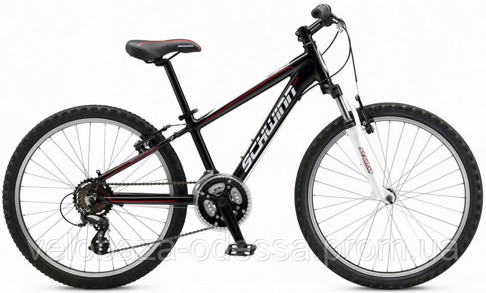 """Велосипед 24"""" Schwinn Mesa boys черный 2013"""