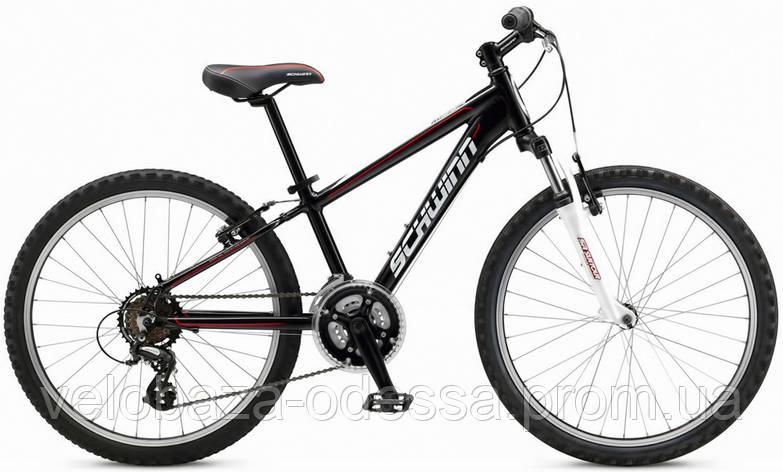 """Велосипед 24"""" Schwinn Mesa boys черный 2013, фото 2"""