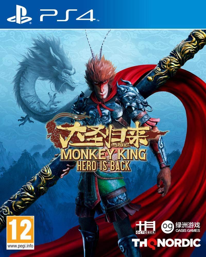 Monkey King Hero Is Back (русская версия) PS4