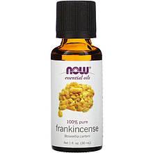 "Эфирное масло ладана NOW Foods ""Frankincense"" (30 мл)"