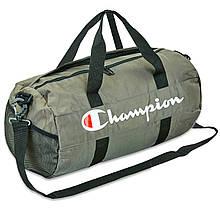 Сумка для спортзала planeta-sport CHAMPION GA-204 Серый, КОД: 2351709