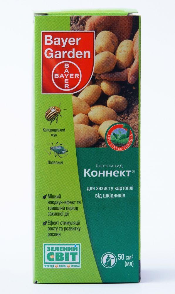 Інсектицид Коннект 112,5 SС к.с. (50 мл), Bayer
