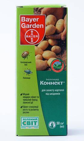Інсектицид Коннект 112,5 SС к.с. (50 мл), Bayer, фото 2