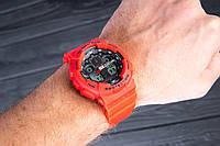 Часы мужские наручные Red Edit. красные РАСПРОДАЖА!, фото 1