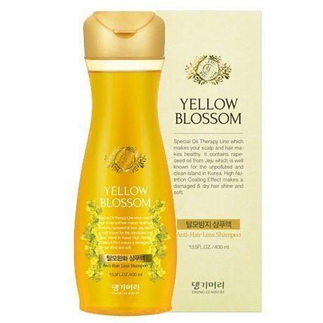 Шампунь против выпадения волос с маслом рапса Daeng Gi Meo Ri Yellow Blossom Anti-Hair Loss Shampoo