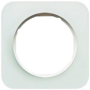 Рамка 1-ная стекло/полярная белизна Berker R.1