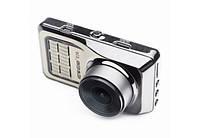 """Відеореєстратор E26 3"""" LCD 1080p 170° Подвійна лінза, нічне бачення, фото 1"""