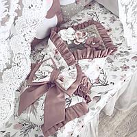 Одеяло конверт на выписку / одеяло для детей / одеяло в детскую кроватку / одеяльце для новорожденного