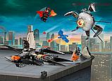 Конструктор 11023 Супергерої Бетмен Ліквідація Ока брата 297 деталей, фото 5