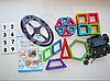 Детский магнитный конструктор Magical Magnet  40 деталей - Фото