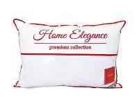 Подушка Leleka-Textile Premium Collection Medium 50x70 стеганая с чехлом ALMA-53-239742