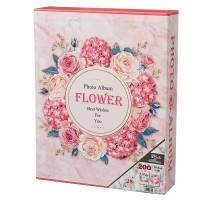 """Фотоальбом""""Flower For You"""" *Рандомный выбор дизайна. (8423-017)"""