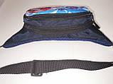 Детская сумка на пояс новый STARS подростковые спортивные барсетки Девочка и мальчик Бананка опт, фото 4