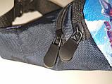 Детская сумка на пояс новый STARS подростковые спортивные барсетки Девочка и мальчик Бананка опт, фото 8