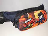 Детская сумка на пояс новый STARS подростковые спортивные барсетки Девочка и мальчик Бананка опт, фото 2