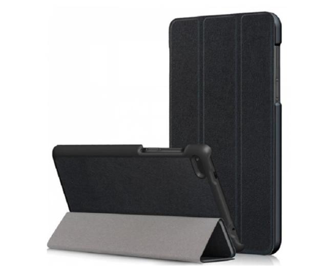 Чехол-книжка для Lenovo TAB 4 TB-7304 (Чёрный)