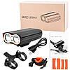 Фара передняя LR-Y2 Pro-2T6, Mega Light, индикатор заряда, аккум-р 4500 mAh, ЗУ micro USB, фото 7