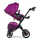 Универсальная коляска 2 в 1 Dsland Xplory V8 фиолет, фото 10