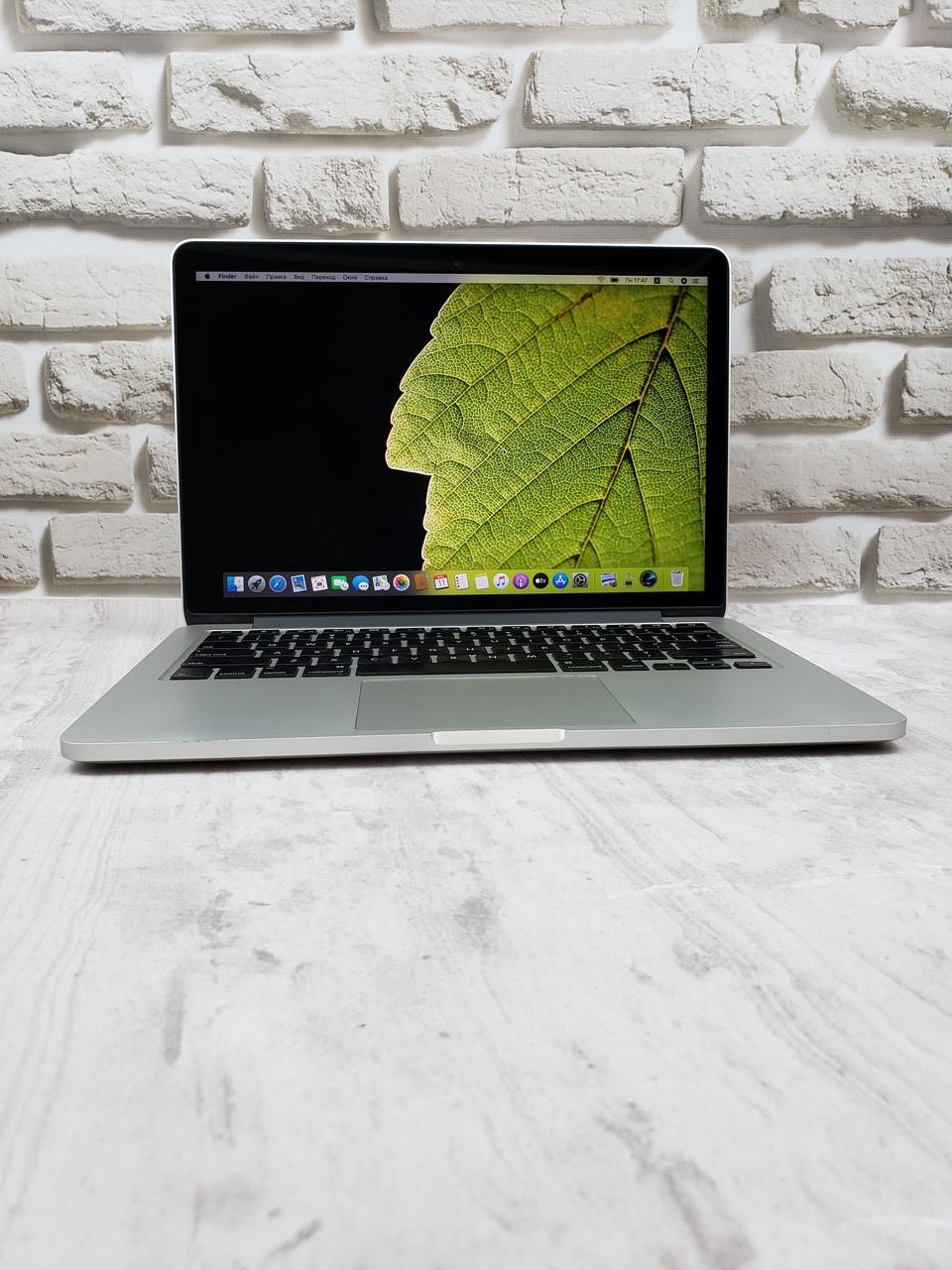 MacBook Pro Retina  Early 2015  MF841 SSD 512Gb  8Gb RAM  Магазин Гарантия