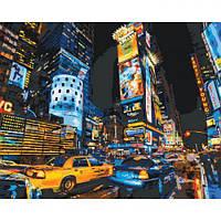 """Картина по номерам """"Улицами Нью Йорка 2"""" КНО2185"""