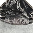 Многосекционная сумка с кожаным клапаном под формат А4, фото 4