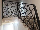 """Перила из металла. Лестница в стиле """"Лофт"""", фото 3"""