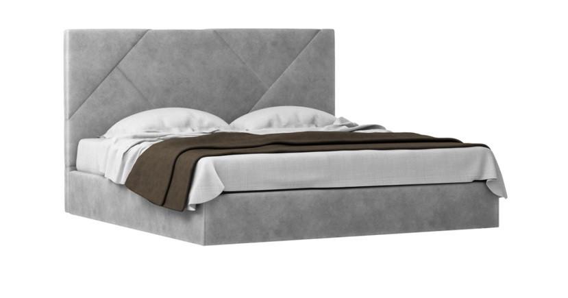 Кровать Сити в мягкой обивке