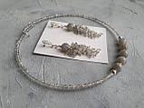 Чокер серебряный ′Лабрадор′, фото 8