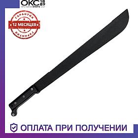 """Мачете Ontario 1-18"""" Sawback - Retail Pkg нож Онтарио Саубек (6121)"""