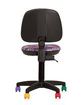 Кресло детское Swift GTS механизм CPT крестовина PL55, ткань Сomics-01 (Новый Стиль ТМ), фото 2