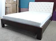 Деревянная кровать Тифани ясень, фото 1