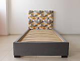 Ліжко Скай в м'якій оббивці, фото 8