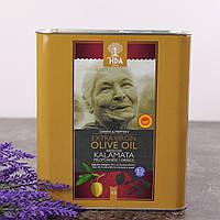 Оливковое масло 3 л Extra Virgin Kalamata HPA Греция OIL-0458-3