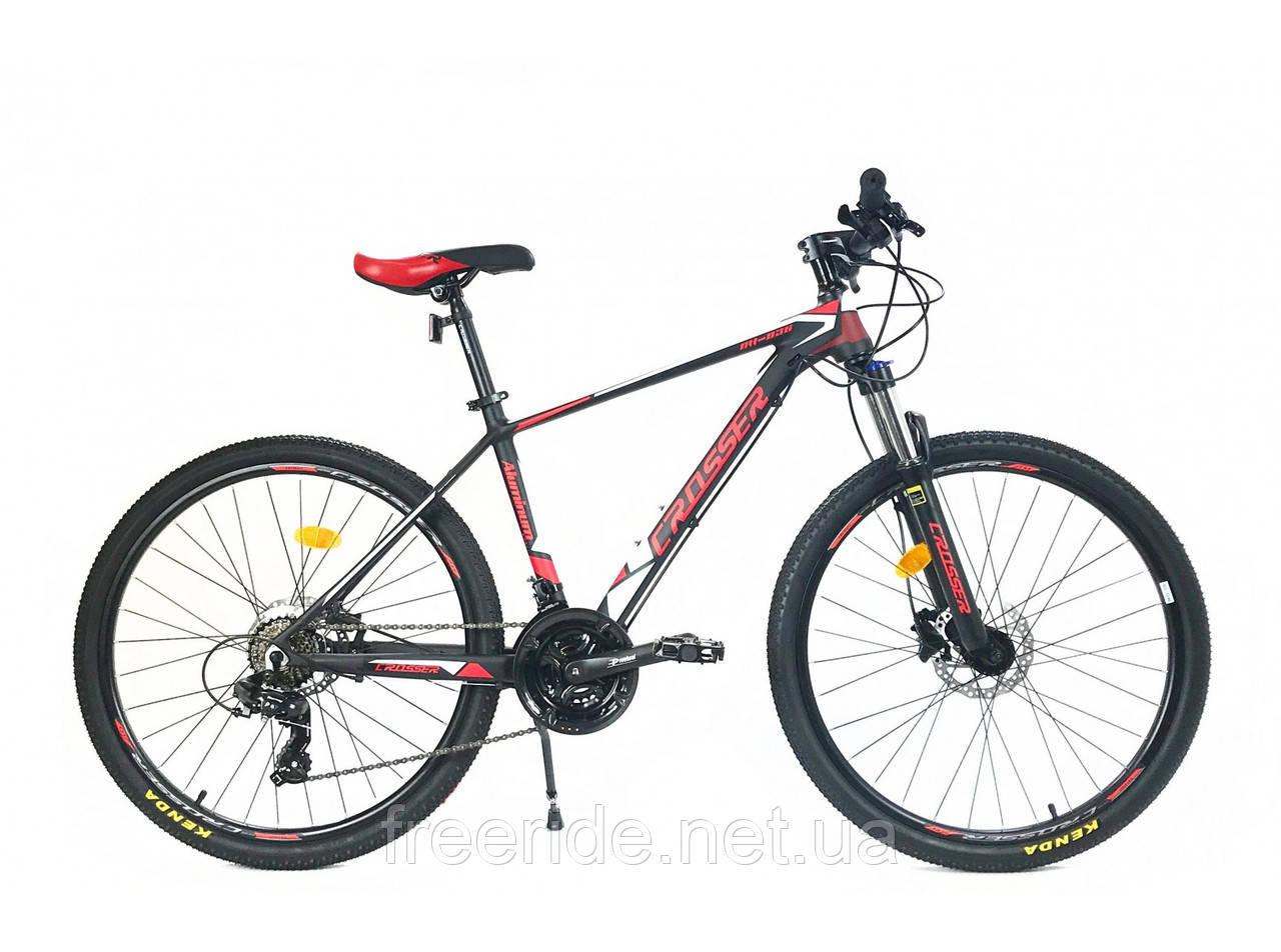 Горный Велосипед Crosser MT-036 26 (17) гидравлика