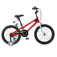 "Велосипед RoyalBaby FREESTYLE 18"", OFFICIAL UA Червоний"