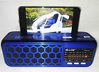 Мобільна колонка GOLON RX-BT23 / RX-BT22 з приймачем і ліхтариком