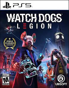 Watch Dogs Legion (англійська версія) PS5