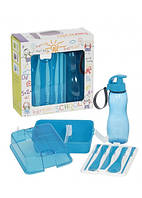 Набор емкостей для хранения 3 предмета Maxx Blue Herevin 161295-009