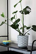 Горшок цветочный пластиковый Lamela Aztek, фото 3