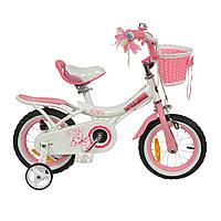 "Велосипед RoyalBaby FREESTYLE 16"", OFFICIAL UA, розовый, фото 1"