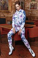 Женский прогулочный костюм 42-44,46-48рр., фото 1
