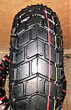 Покришка 130/90-10 бескамерка на скутер, фото 8