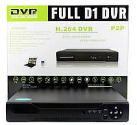 Регистратор DVR на 4 камеры 6604