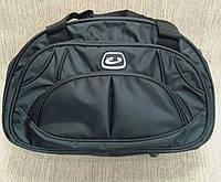 Спортивная сумка дорожная  черная,качественная.(Турция)