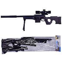 Винтовка Снайперская ружье на пульках М99-1, размер 80 см. pro