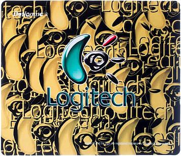 """Килимок тканинний прорез. """"Logitech"""" X88 250х285х2мм"""